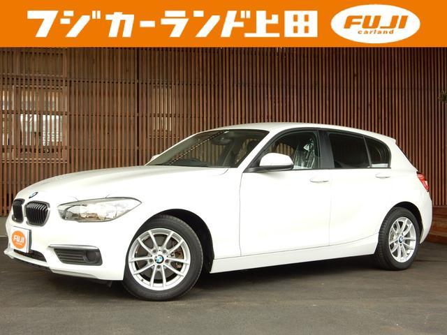 「BMW」「1シリーズ」「コンパクトカー」「長野県」の中古車