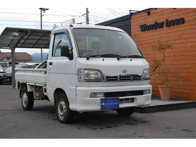 ダイハツ ハイゼットトラック スペシャル 4WD 内装外装クリーニング