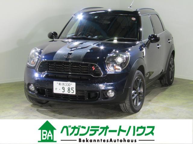「MINI」「MINI」「SUV・クロカン」「新潟県」「ベガンテオートハウス」の中古車