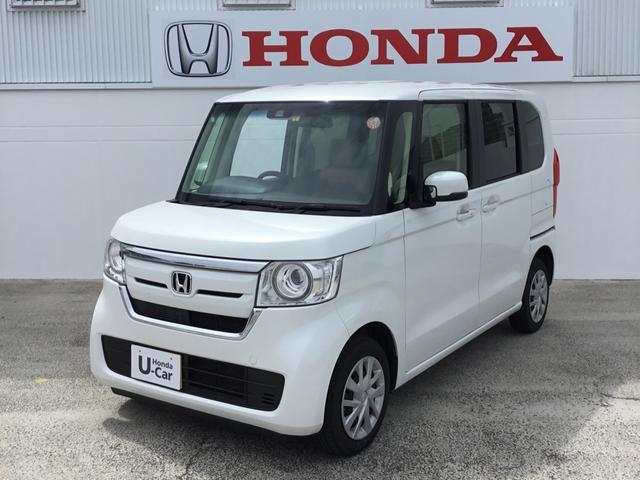 ホンダ N-BOX G・Lターボホンダセンシング 4WDターボ 当社デモカー