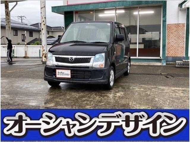 マツダ AZワゴン FX-Sスペシャル 2WD コラム4AT スマ/MDートキー CD/MDオーディオ ベンチシート