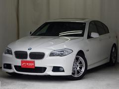 BMW523i Mスポーツパッケージ  サンルーフ レザーシート