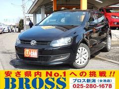 VW ポロTSIコンフォートライン 1オーナー ETC ABS AUX