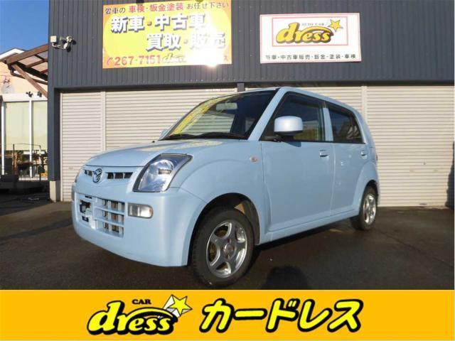 マツダ GII 4WD キーレス 社外アルミホイール