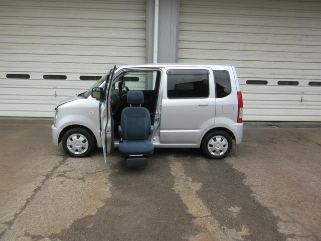 スズキ 4WD 助手席リフトアップシート 福祉車両 回転シート