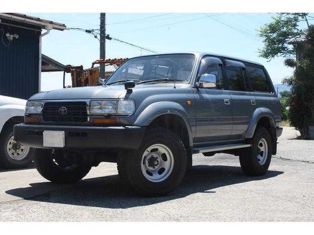 トヨタ VX HDJ81V