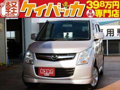 AZワゴンXS CD ETC ナビ/TV 純正アルミホイール ABS