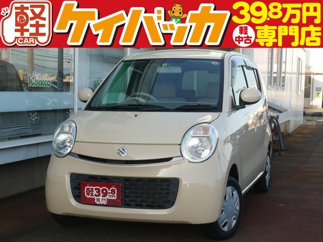 スズキ MRワゴン G CDオーディオ キーレス ベンチシート ABS Wエアバッグ
