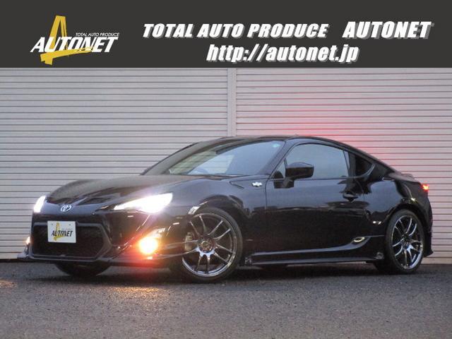 トヨタ GT TRDエアロ HKS車高調 WORK18AW 6速