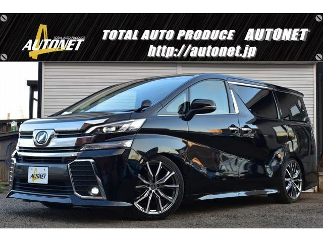 トヨタ 2.5ZGエディション TEIN車高調 Kranze20AW
