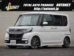 タントカスタムRS トップエディションSAIII CUSCO車高調