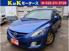 アテンザスポーツ25S 4WD BOSE 柿本改マフラー TEIN車高調