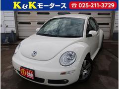 VW ニュービートル関東仕入 正規ディーラー車 純正CD キーレス ETC