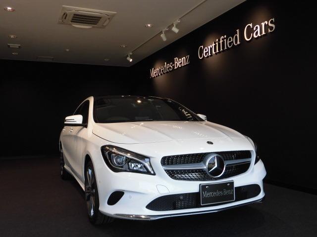 メルセデス・ベンツ CLA220 4マチック 4WD Premium