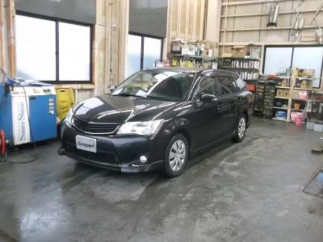 トヨタ 1.5G エアロツアラー メモリーナビ地デジ