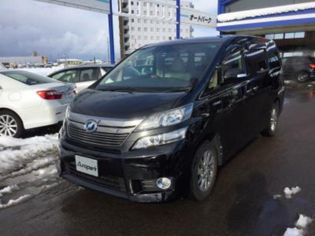 トヨタ X 4WD ツインHDDナビ地デジ オートSDr 7人乗り