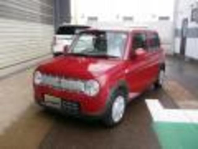 スズキ L 4WD レーダーブレーキサポート CVT