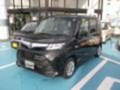 トールX SAII 4WD アイドリングストップ CVT