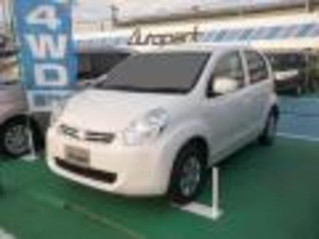 トヨタ X 4WD CVT メモリーナビTV