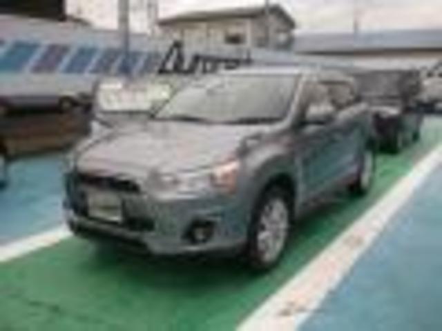 三菱 G 4WD アイドリングストップ メモリーナビ地デジ