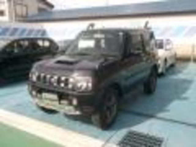 スズキ クロスアドベンチャー 4WDターボ メモリーナビ地デジ