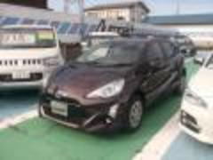 アクアSスタイルブラック トヨタセーフティセンス