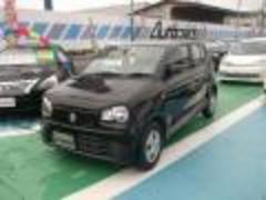 アルトL 4WD アイドリングストップ CVT
