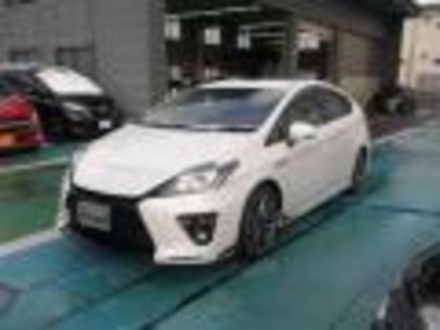 トヨタ Sツーリングセレクション・G's メモリーナビ地デジ