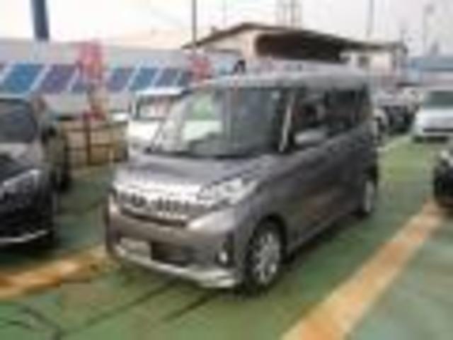 三菱 カスタムG e-アシスト 4WD 両側パワースライドドア