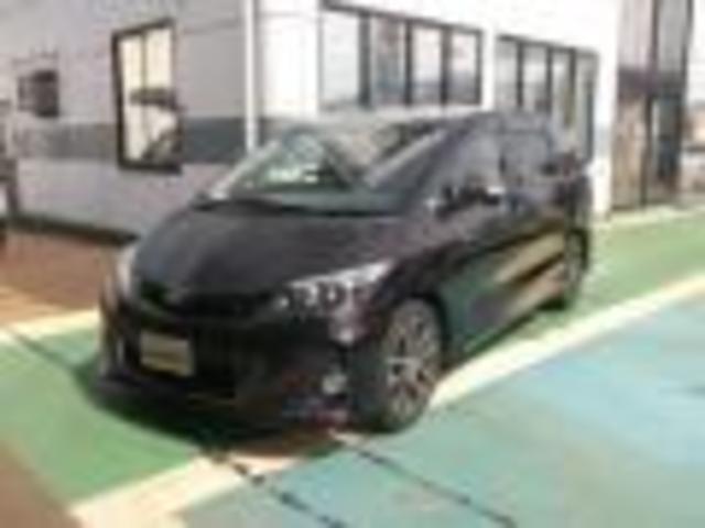 トヨタ アエラス Wオートスライドドア ツイン8インチHDDナビ