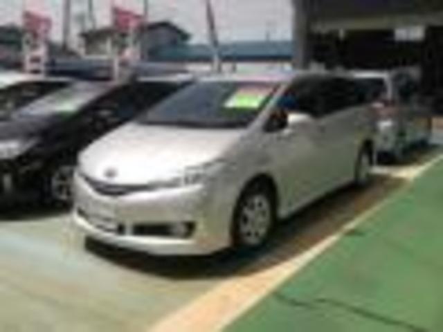 トヨタ 1.8X 4WD メモリーナビTV CVT