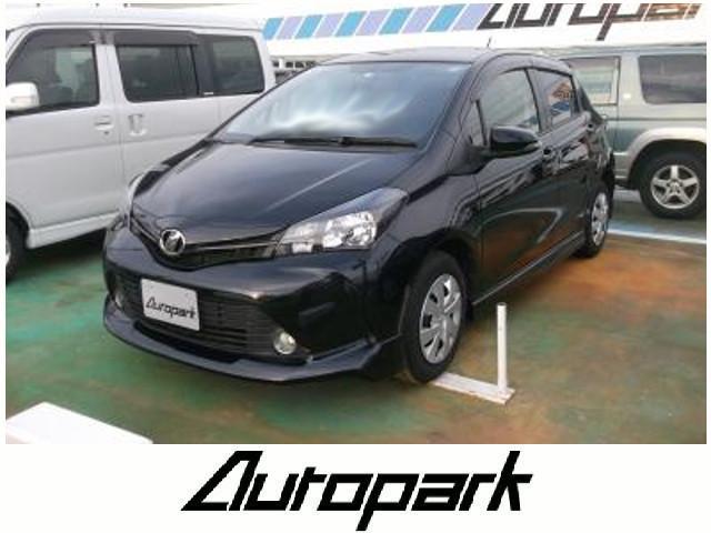 トヨタ F アイドリングストップ 純正エアロ付 CVT