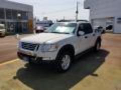 フォード エクスプローラースポーツトラックアクアフィール 4WD HDDナビ地デジ サンルーフ