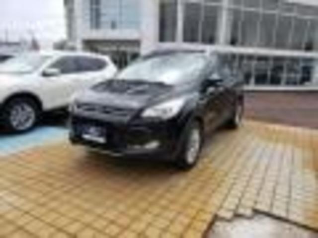 フォード トレンド 4WDターボ メモリーナビ地デジ