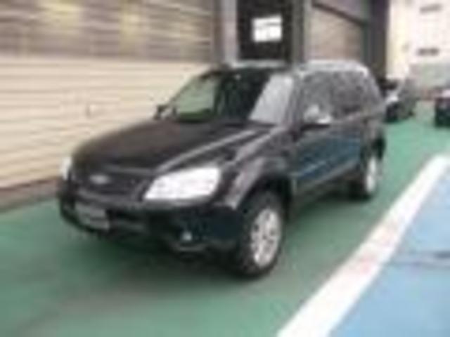 フォード XLT 4WD HDDナビ地デジ