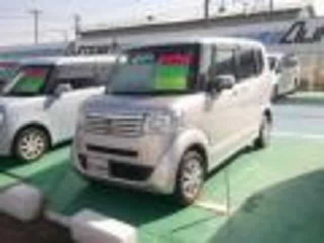 ホンダ G 4WD アイドリングストップ CVT