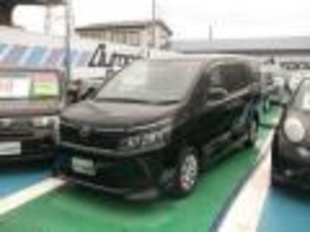 トヨタ X メモリーナビTV 7人乗り オートスライドドア
