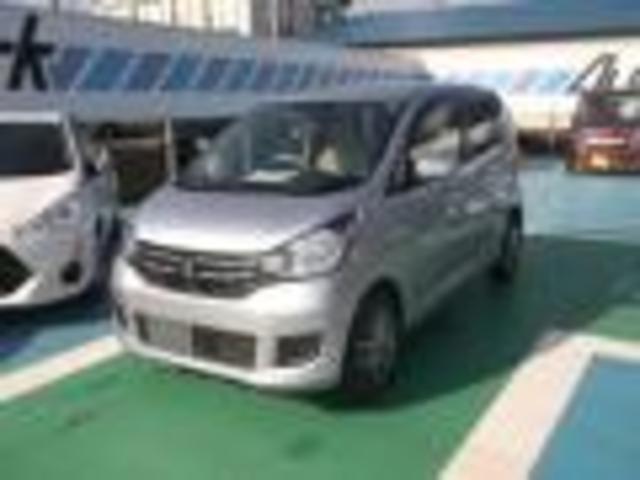 三菱 eKワゴン M e-アシスト 4WD アイドリングストップ CVT