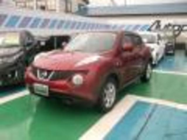 ジューク(日産) 16GT FOUR 中古車画像