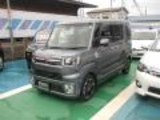 ダイハツ Gターボ レジャーエディションSAII 4WD