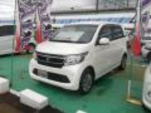 ホンダ G 4WD i-STOP CVT あんしんパッケージ