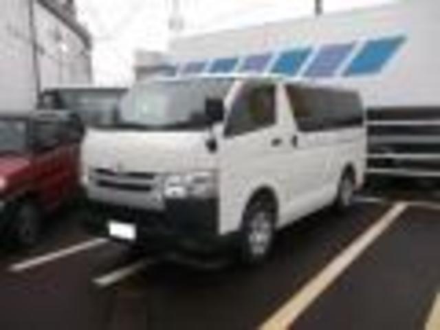 トヨタ DX 4WDディーゼルターボ メモリーナビ地デジ