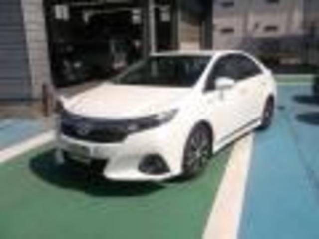 トヨタ G Aパッケージ メモリーナビ地デジマルチ CVT