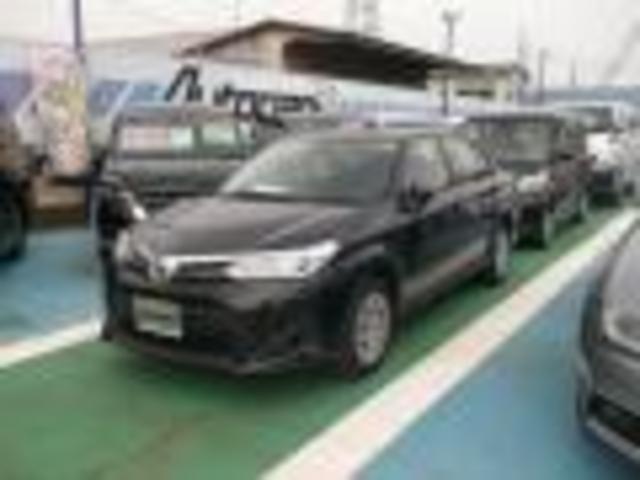 トヨタ カローラアクシオ 1.5X トヨタセーフティセンス メモリーナビ