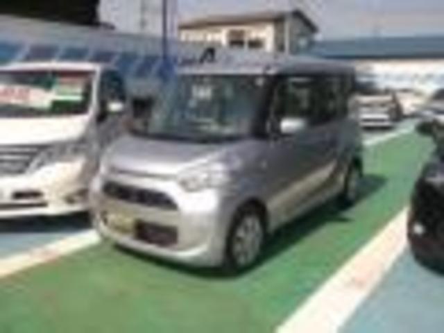 三菱 eKスペース M 4WD アイドリングストップ CVT