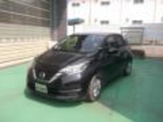 ノート(日産) X 中古車画像
