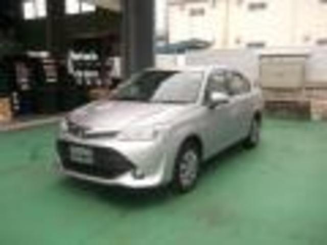 トヨタ 1.5X 4WD トヨタセーフティセンス CVTオートマ