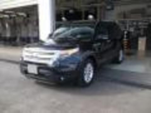フォード 4WD XLT エクスクルーシブ