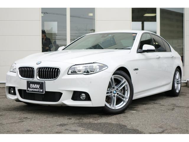 BMW 5シリーズ 528i Mスポーツ (検31.3)