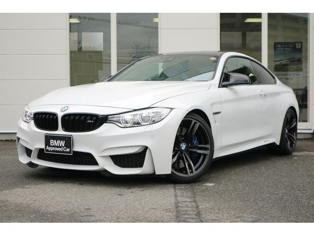 M4(BMW) M4クーペ 中古車画像